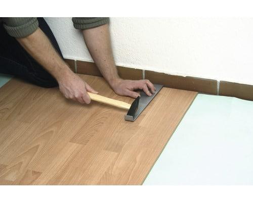 Aanslagijzer laminaat vloeren pvc vloeren