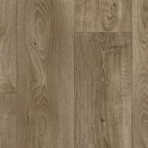 vinyl vloer houtlook donker bruin eiken