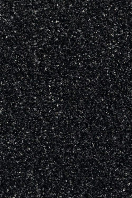 tapijttegels schoonloop zwart