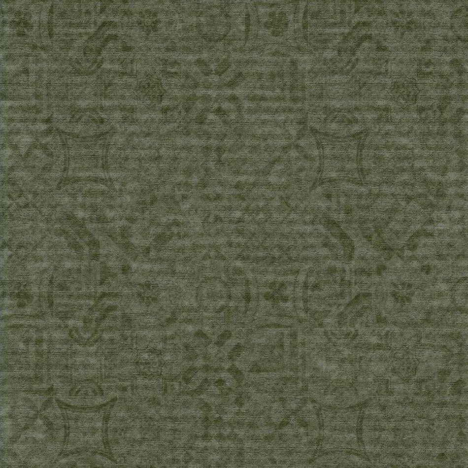 tapijttegels velour vintage bos groen