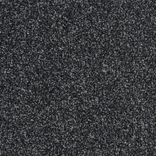 tapijttegels hoogpolig zilver zwart