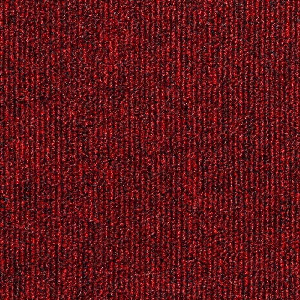 tapijttegels lussenpool rood