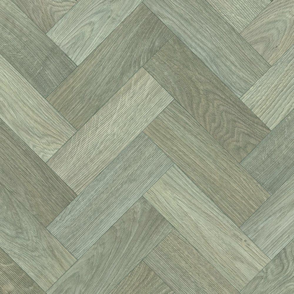 vinyl vloer houtlook visgraat donker eiken