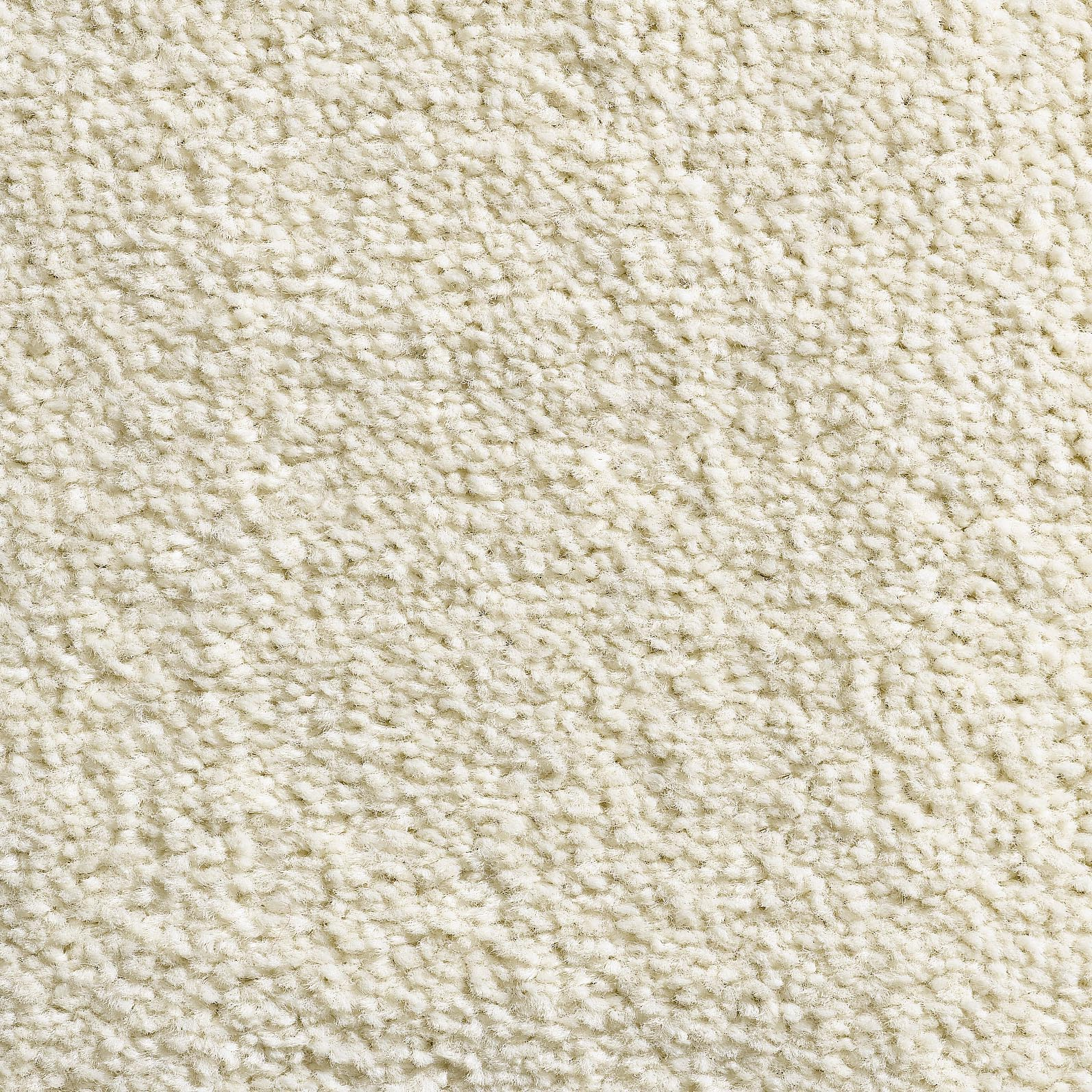 Hoogpolige tapijttegel Savona crème