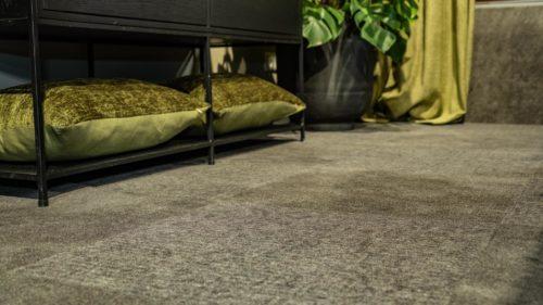 Vintage tapijttegel vloerkleed
