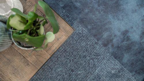 tapijttegel karpet vloer