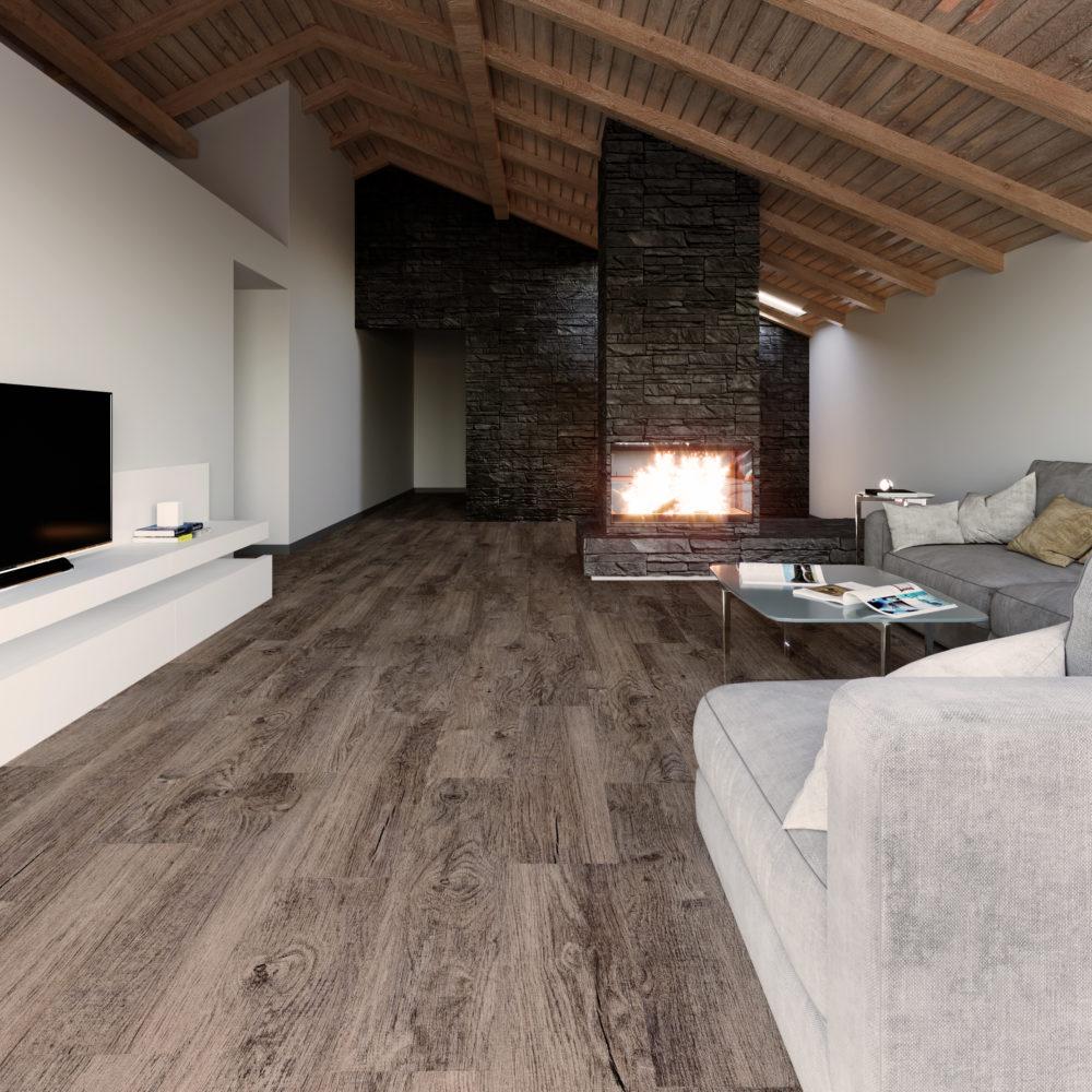 XL plank houtlook vloerbedekking