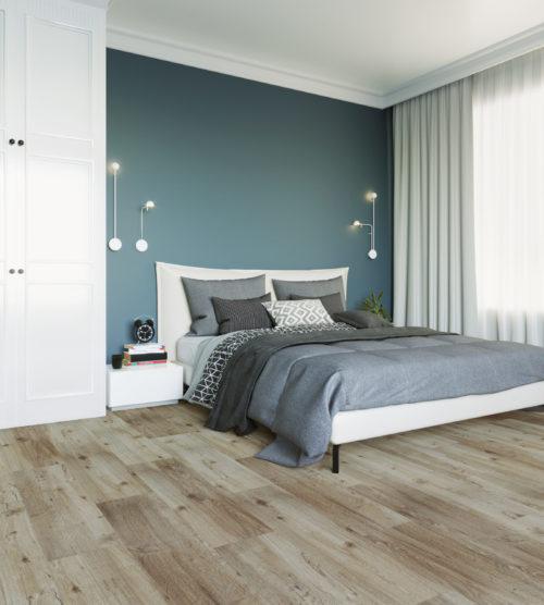 Visgraat vloer tapijt planken