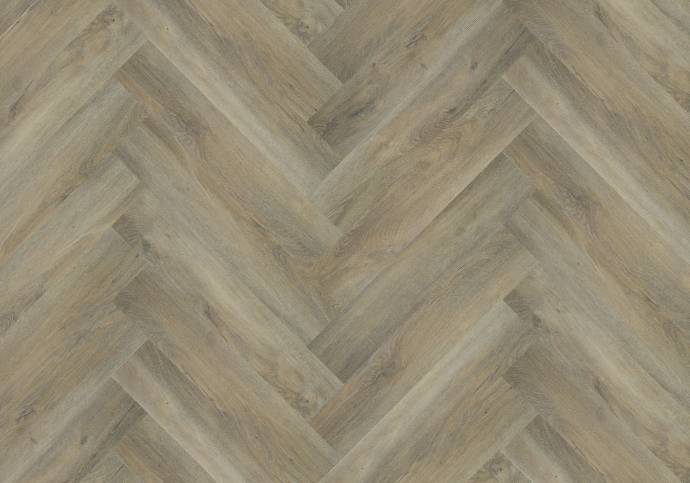 Visgraat pvc vloer houtlook