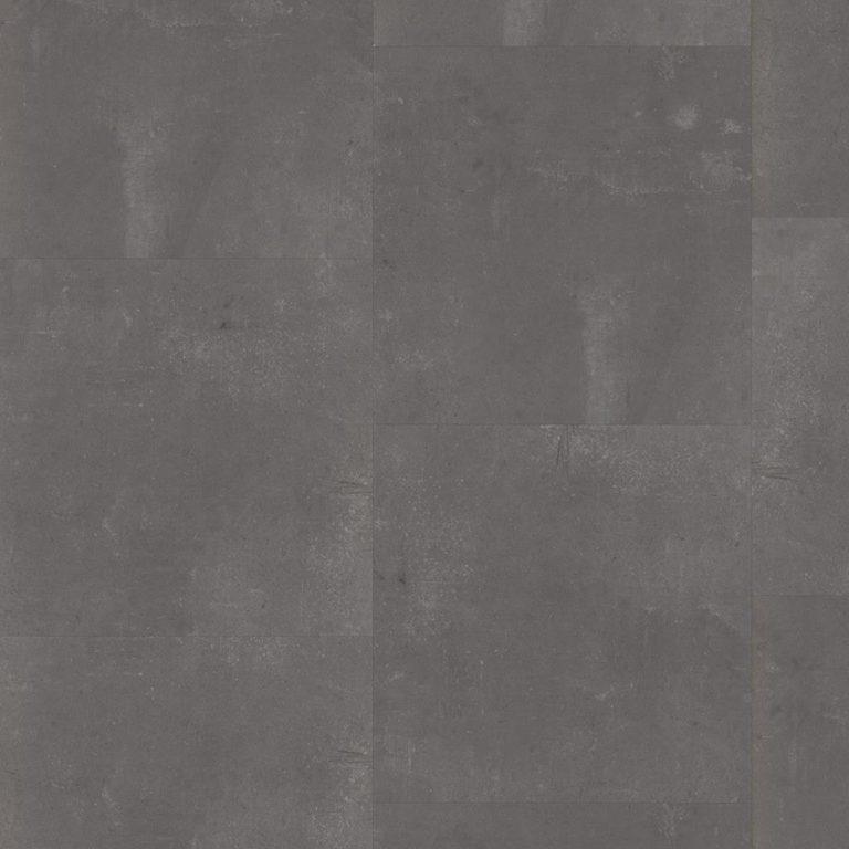 PVC vloertegel donkergrijs
