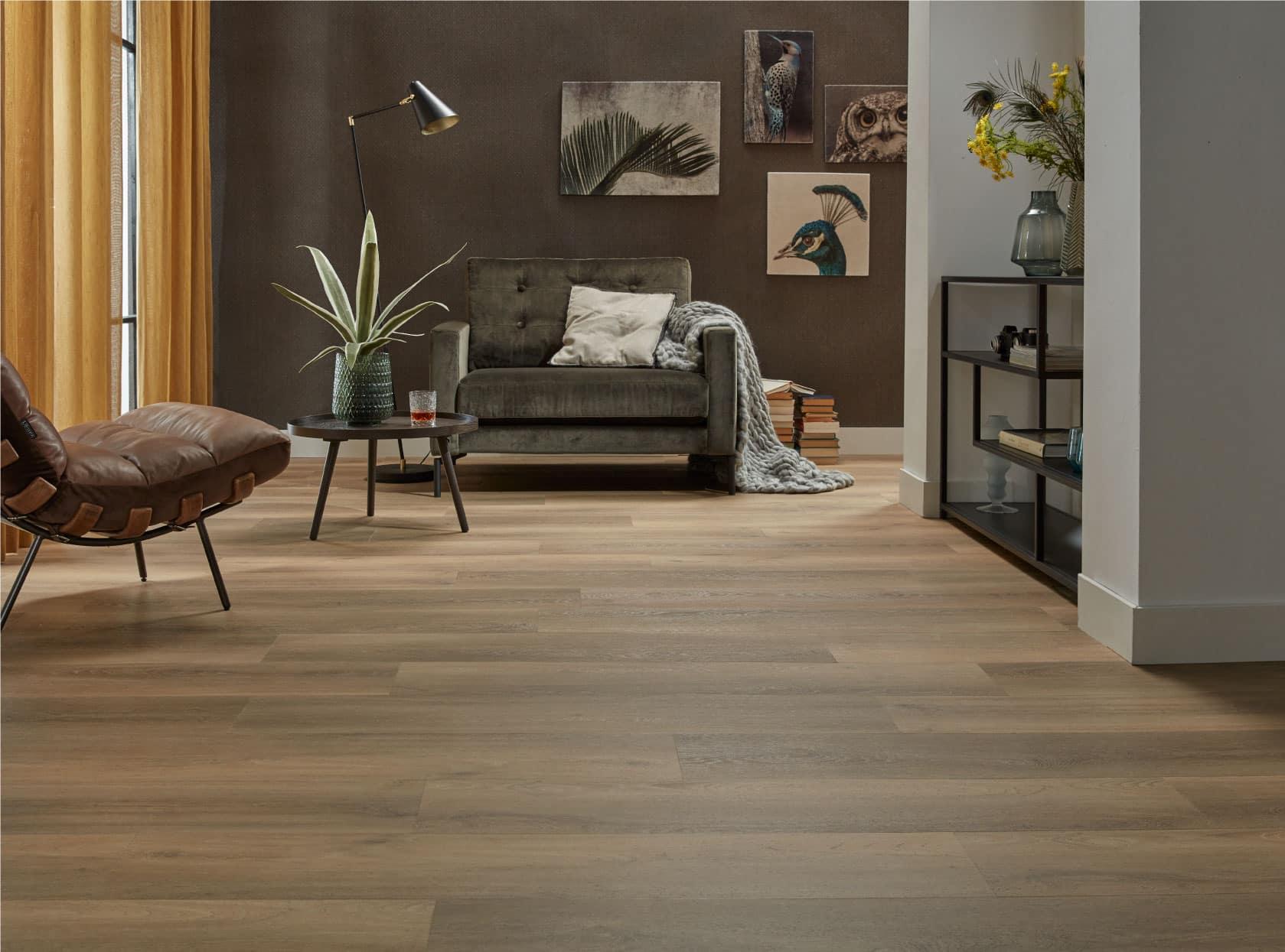 Click Pvc Vloer Leg Eenvoudig Je Eigen Prachtige Clickvloer Stile Floors